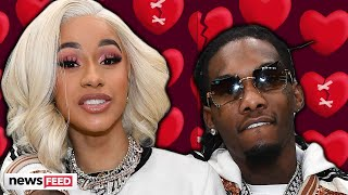 The Demise Of Cardi B & Offset's Relationship REVEALED