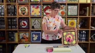 Quilt Magic - No Sew Wall Hanging Kits