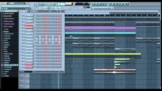 The Prodigy - Breathe (Zeds Dead Remix) FL Studio Remake [Skyhell]