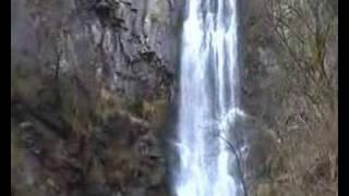 Wales - Pistyll Rhaeadr Waterfall