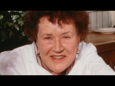The Surprising Thing Julia Child Always Served At Thanksgiving