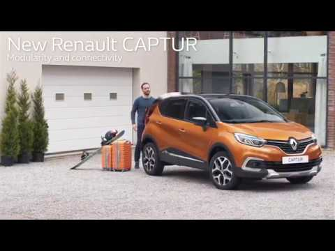 Renault Eurodrive - Lease CAPTUR in Europe