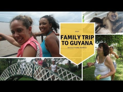 Guyana 2007 Trip | Nicole Fiona Serrao