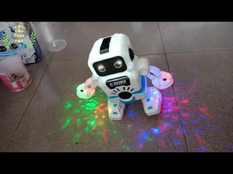Đồ chơi Robot Electric thông minh nhảy múa