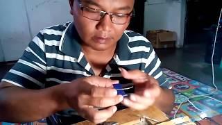 cara membuat solar sel (How to make solarcell)