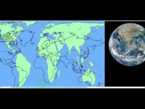 Accidental New Find - NASA Earth Image LIES!