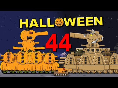"""Halloween 44"" Cartoons about tanks"