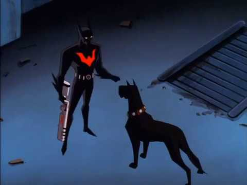 Batman Beyond goes after Cuvier