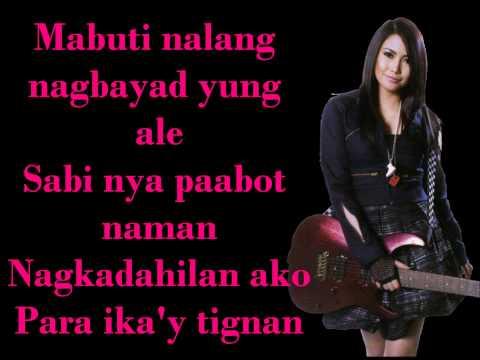 Yeng Constantino - Jeepney Love Story  lyrics