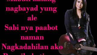 Yeng Constantino - Jeepney Love Story  lyrics