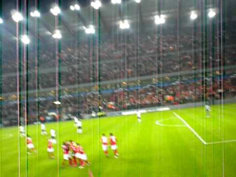 Standard - Arsenal 2-3 (Eliaquim Mangala)