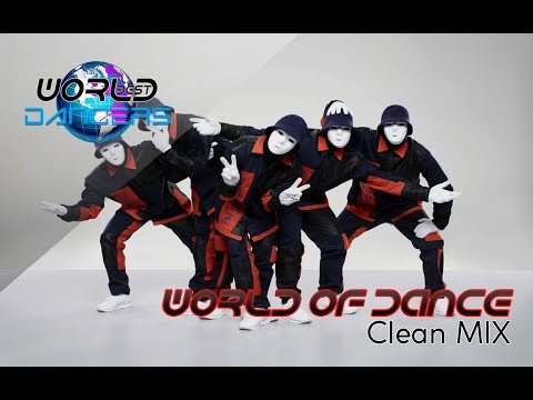 JABBAWOCKEEZ - World of Dance | CLEAN MIX