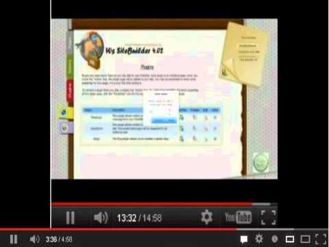 Global Domains International aka GDI Training - Getting Started With SiteBuilder