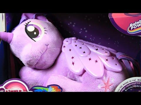 Twinkle Star Lights Twilight Sparkle / Twilight Sparkle Z Projektorem - My Little Pony