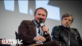 The Director and The Jedi Red Carpet and Q&A   SXSW 2018
