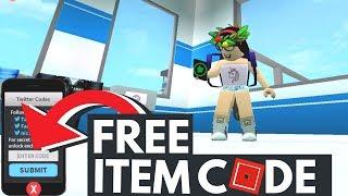 Free roblox virtual item codes