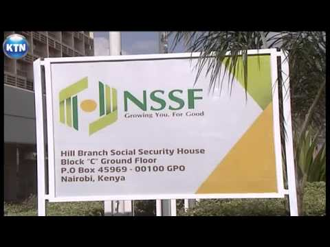 News: NSSF mega projects
