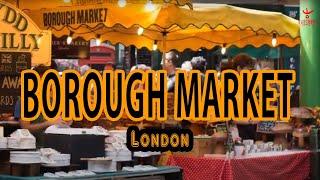 [박시호의행복편지] Borough Market, Lon…