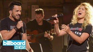 Selena Gomez, Stevie Wonder & More Take Part in 'Hand in Hand' Hurricane Telethon | Billboard News