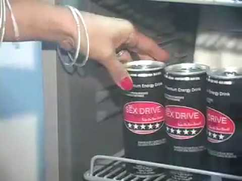 Sex Drive Energy Drink Bahamas TV Commercial