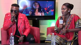 BIGG-TIMEE Live Interview With GISELLE Magazine (All African Events)