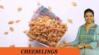 CHEESE LINGS - Mrs Vahchef