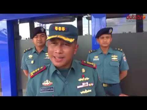 KUNJUNGAN KKDN SESKO TNI DI LANAL BANJARMASIN
