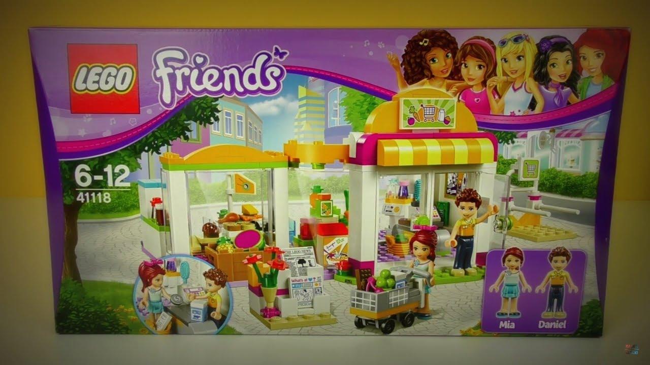 LEGO FRIENDS - HEARTLAKE SUPERMARKET, 41118 / ЛЕГО ФРЕНДС .
