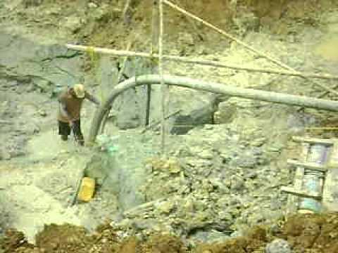 Gold Mining in Guyana