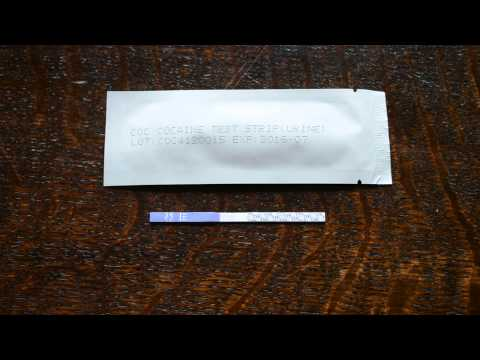 How To Do A Cocaine Drug Test Using A Drug Testing Strip Kit How Long Is Cocaine Detectable ?
