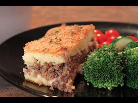 Brazilian Style Meat Pie - Easy Cooking
