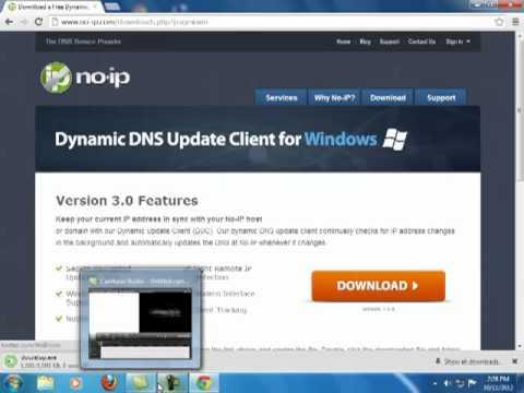 hướng dẫn sử dụng DNS no-ip