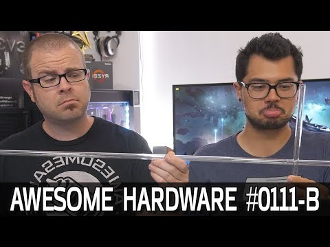 Awesome Hardware #0111-B: Fermi gets DX12, Google fined $2.4B, Razer files IPO
