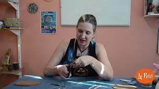 Criando ferramentas cerâmicas em casa - Bloco 3 de 3 - Palitos de picolé