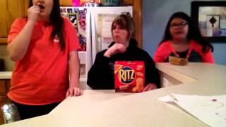 Episode 23 (12/19/14) - Weekly Food Review - Bacon Ritz Crackers