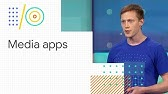 ExoPlayer: Adaptive video streaming on Android - YouTube