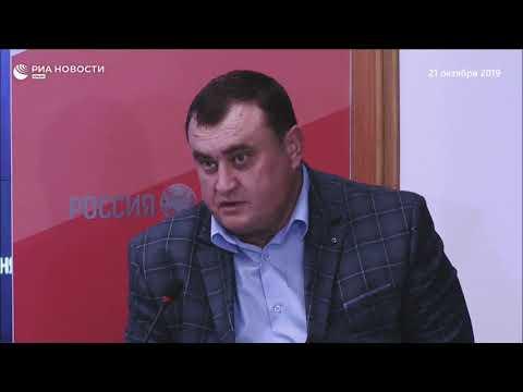 Аргументы недели Крым: Пресс-конференция крымских самбистов. 21 окт 2019