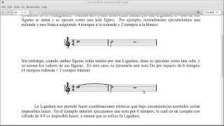 La Ligadura Musical