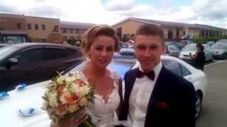 Аренда автомобиля на свадьбу. Отзыв об аренде автомобиля на свадьбу.