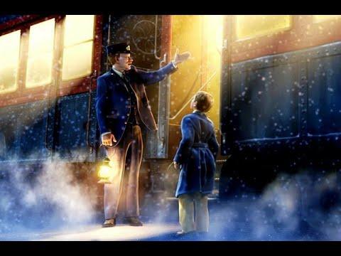 Полярный Экспресс [Русский трейлер] The Polar Express, мультфильм, 2004