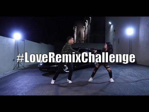 '#Forever (my Love)' Silk the Prince Dance| Prodigy Dance Crew | #LoveRemixChallenge #loveremix