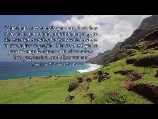 Hawaii Video + Words of Peace, Love, & Strength + Dawn Shimmer ft. Deuter Music