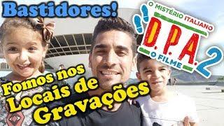 DPA 2 filme | locais de gravações | Filme DPA 2 | Filme DPA | DPA 2 o filme detetives do prédio azul
