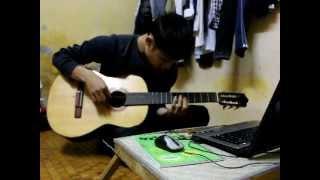 Ước mơ trong đời - guitar solo