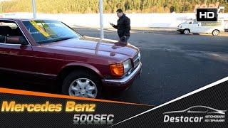 Mercedes Benz 500 SEC в Германии(В этом видео мы осматривали Мерседес Бенц 500SEC объем двигателя 4973cm3 252 ЛС. 1992 Года выпуска 258.000м пробег 3 хозяи..., 2016-01-22T11:00:00.000Z)