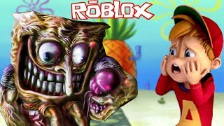 SPONGEBOB WANTS MY KRABBY PATTIES | Roblox mit Calvin aka Fruit Snacks