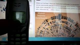 Dzwonek MTV - Stasiu Dzwoń do mnie na komórkę Nokia 3210 / Ringtone MTV advertisement