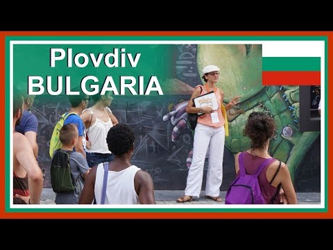 Travel Bulgaria: Plovdiv Walking Tour (пловдив) Europe