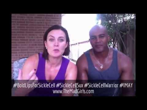 September is Sickle Cell Awareness Month #SickleCellSux #BoldLipsForSickleCell Challenge