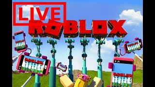 🔴Playing All Random Roblox ..... pet sim